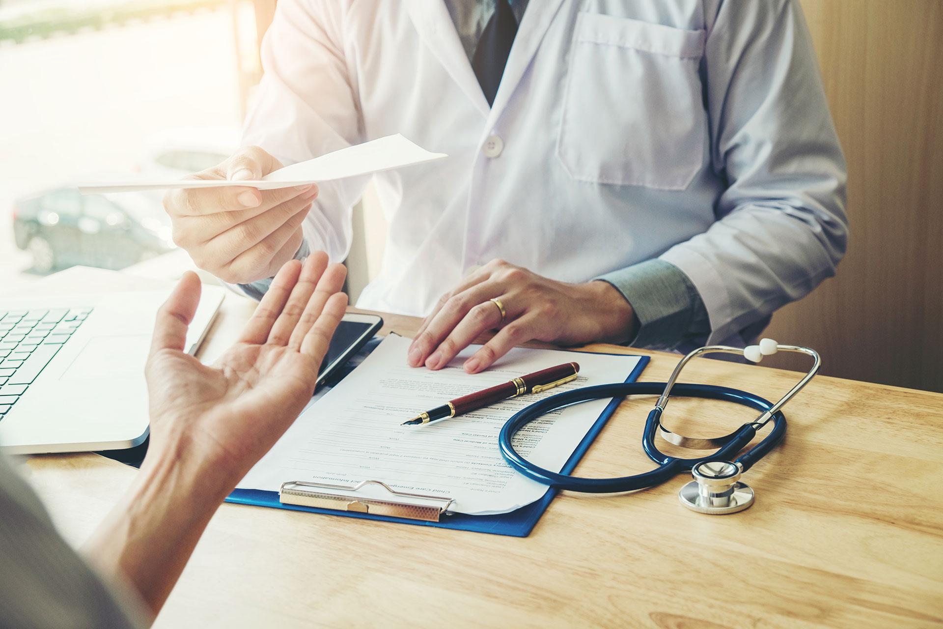 Gesundheitsvorsorge im Handwerk