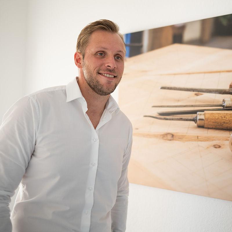Felix Sirotek - der Finanzdienstleister für Handwerksunternehmen